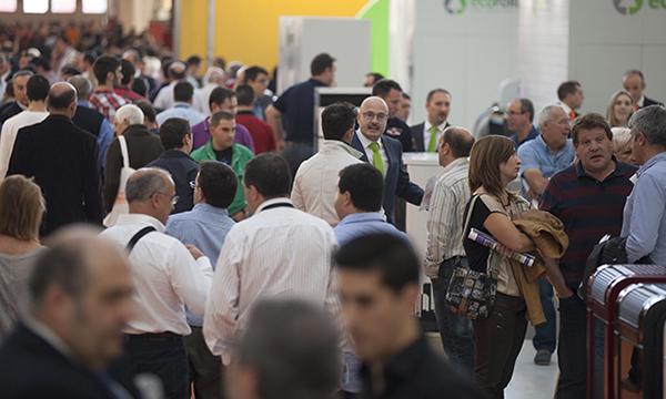 Expobiomasa celebra su décima edición en 2015