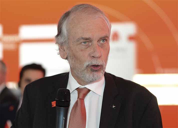 Jürgen Gerhardt, gerente para España y Portugal de Viessmann