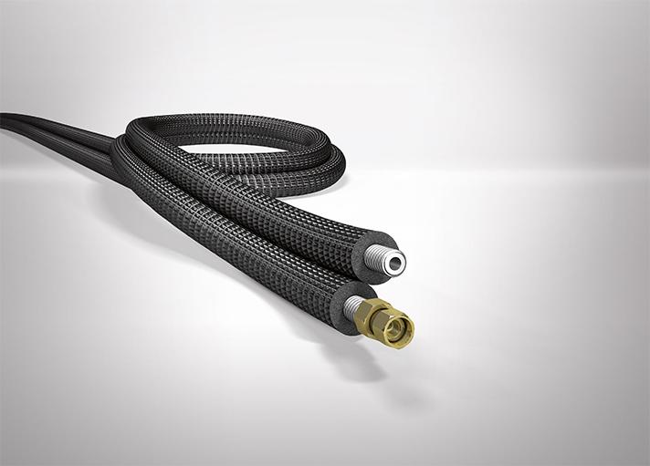 Armaflex® DuoSolar para una instalación rápida y fiable de tuberías solares con los acoplamientos rápidos