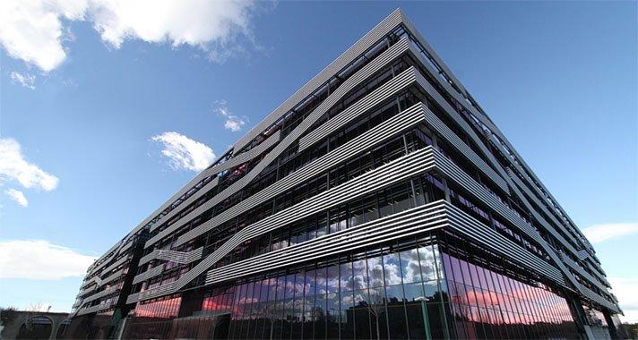 Airlan ha climatizado la nueva sede madrileña de Vodafone