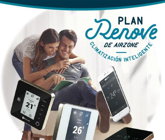 El objetivo principal de esta campaña es premiar a los usuarios de Airzone