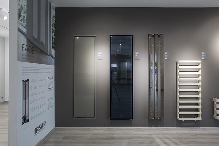 El nuevo showroom es un espacio único de 300 m2