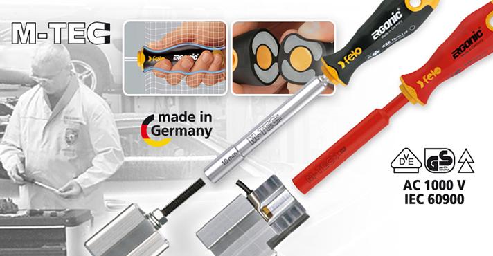 Destornilladores de vaso M-Tec, la solución para las labores de mantenimiento en la automoción y la industria
