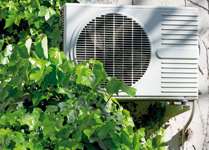 El mercado de climatización lleva años en descenso