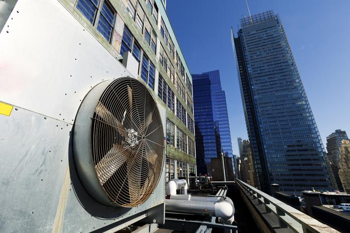El mercado de ventilación está cayendo en torno a un 20%