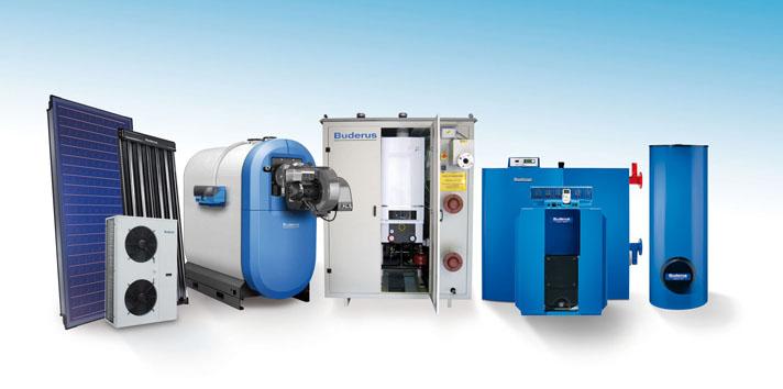 Buderus se ha afianzado en el mercado como referente de calidad en el sector de termotecnia