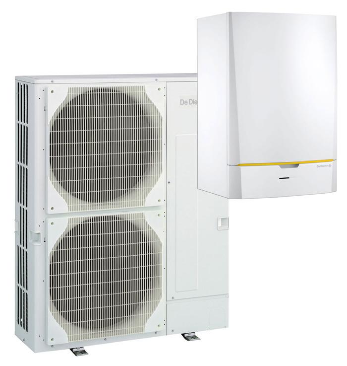La solución híbrida permite reducir en más de un 30% la factura energética