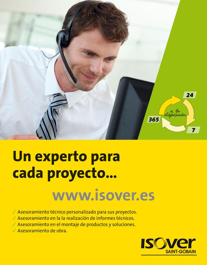 El nuevo servicio está al alcance de todos a través de la web www.isover.es