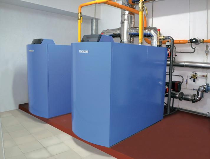 Esta caldera basa su funcionamiento en la nueva tecnología de generación de calor