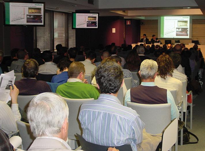 Esta Jornada Técnica congregó a 50 personas en la Escuela Politécnica de Ingeniería de Gijón