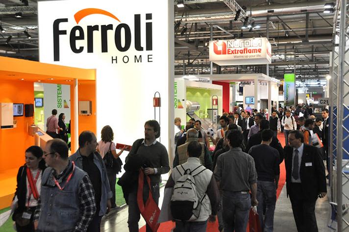 Los principales fabricantes de climatización y calefacción mostrarán sus novedades en la Feria de Milán del 18 al 21 de marzo