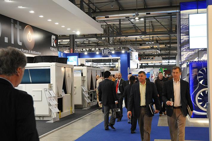 Más de 2.000 expositores, el 43% de ellos extranjeros, en la última edición de Mostra Convegno Expocomfort