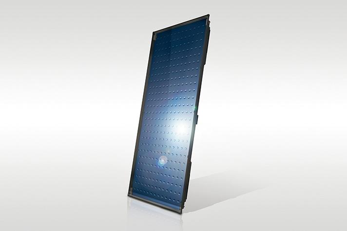 Los captadores solares de Junkers se adaptan a cualquier tipo de tejado