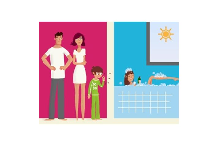 Un termo eléctrico está bien dimensionado si su capacidad permite cubrir el conjunto de necesidades diarias de ACS de tu familia
