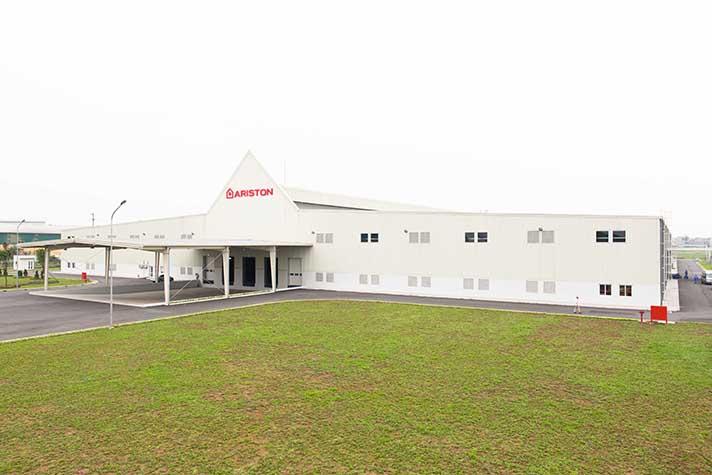 La fábrica abastecerá al mercado local y a los países del sudeste asiático