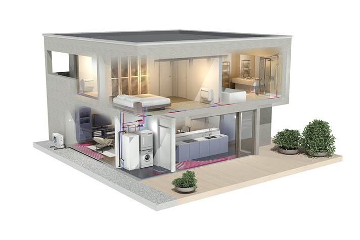 La compañía aporta las soluciones de climatización más eficientes