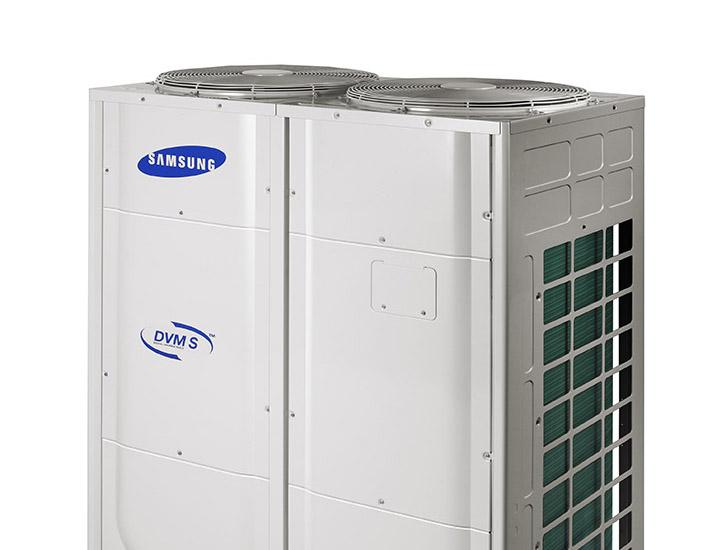 Esta gama permite climatizar grandes superficies de diferentes usos