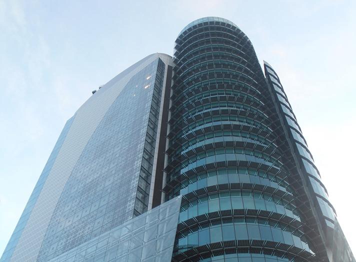 Geberit Pluvia ha sido instalado en uno de los edificios más emblemáticos de Madrid