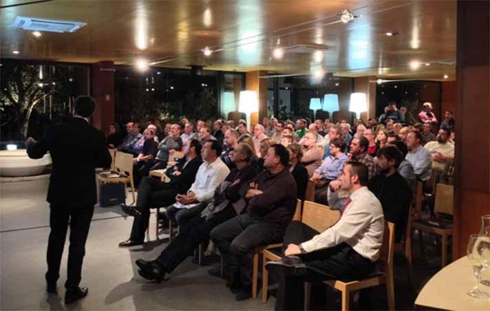 La presentación contó con la asistencia de más de 150 instaladores