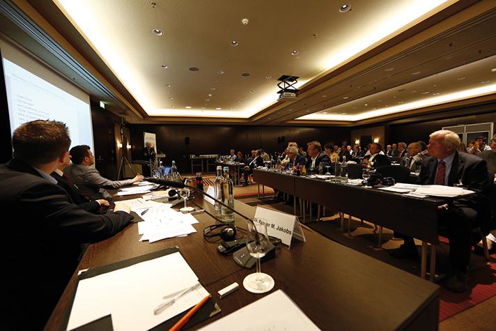 La conferencia de prensa de presentación de Chillventa 2014 tuvo lugar en Hamburgo el pasado 21 de mayo