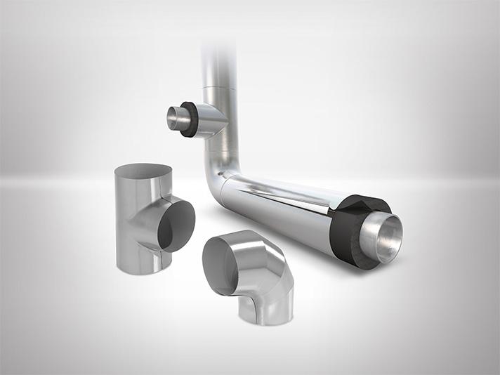 Arma-Chek Silver se fabrica con medidas RITE y en la sede española de Armacell (Begur)