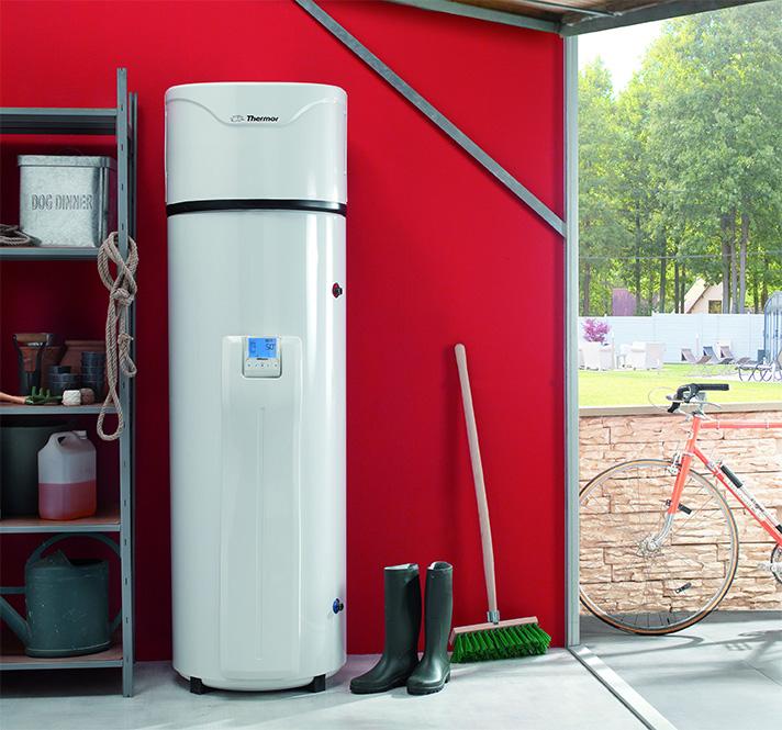 Thermor ofrece consejos sencillos y eficaces para el ahorro de agua caliente