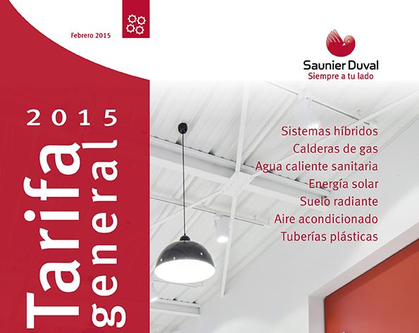 Una completa guía de todas las opciones de producto que Saunier Duval ofrece