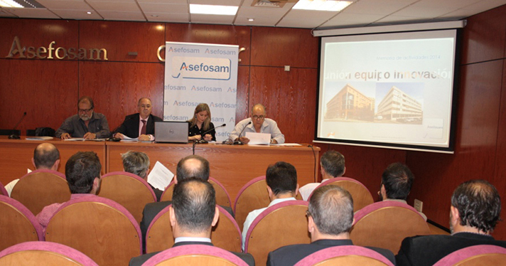 Asamblea General Ordinaria de Asefosam celebrada el 19 de mayo