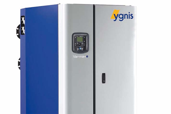Ygnis, marca elegida para la optimización energética de dos salas de calderas