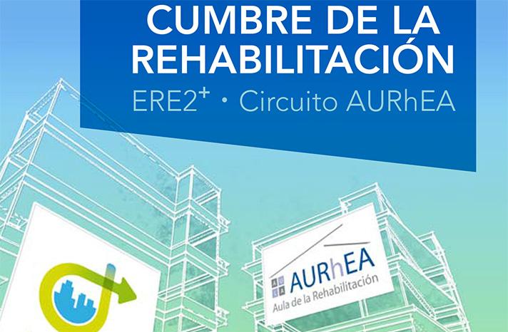 La Cumbre de la Rehabilitación se celebrará en Madrid los días 28 y 29 de octubre