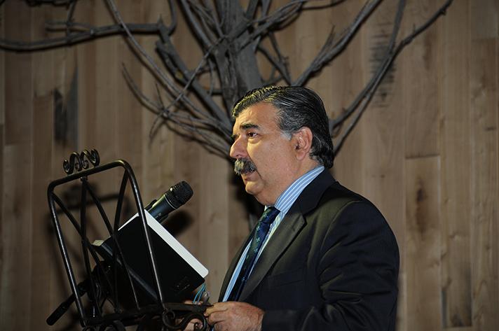 Pedro Ruiz, director general de Mitsubishi Electric Aire Acondicionado