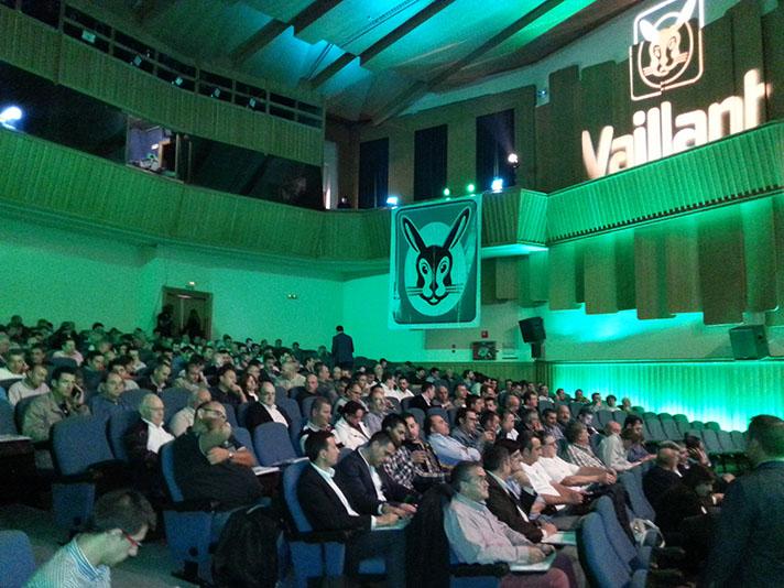 Vaillant presentó las nuevas soluciones y productos que lanzará en los próximos meses