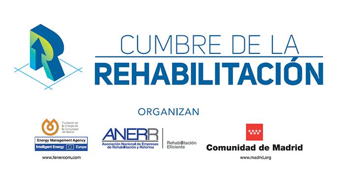 La Cumbre de la Rehabilitación se celebra entre los días 28 y 30 de octubre