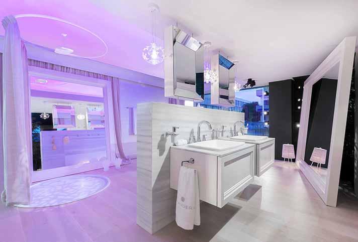 Grohe ofrece en su nuevo espacio más de 100 m2 de exposición