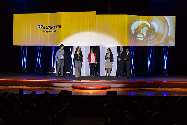 La marca alemana presentó en Bilbao sus nuevos productos a los profesionales de todo el País Vasco