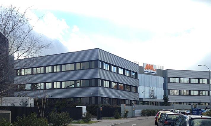 """El edificio de Multiasistencia ha sido galardonado con el """"Premio a la mejor rehabilitación energética de edificios"""" de la CAM"""