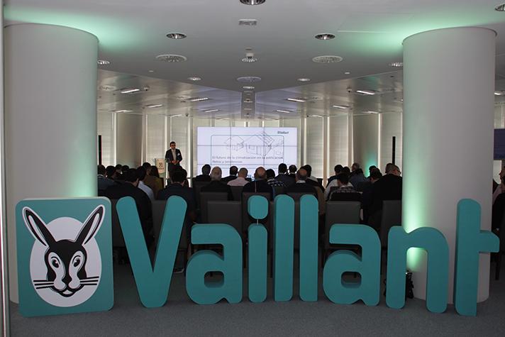 Vaillant presentó sus sistemas de climatización avanzados y casos de éxito