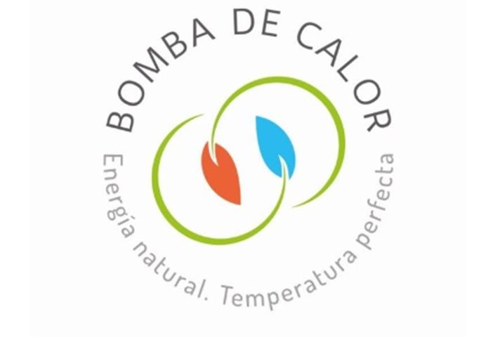 AFEC ha creado una identidad corporativa que incluye un logo para promocionar la bomba de calor