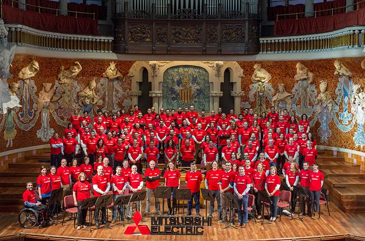 150 personas se reunieron en la Convención 2015 de Mitsubishi Electric