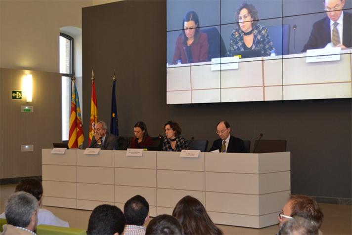 Valencia acogió una Jornada sobre La Bomba de Calor como Energía Renovable