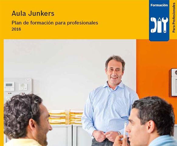 La marca de la división Bosch Termotecnia presenta su nuevo plan de formación teórico-práctico para instaladores profesionales