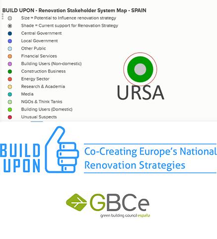 El proyecto europeo reconoce la implicación de la empresa en el fomento de la rehabilitación energética de edificios