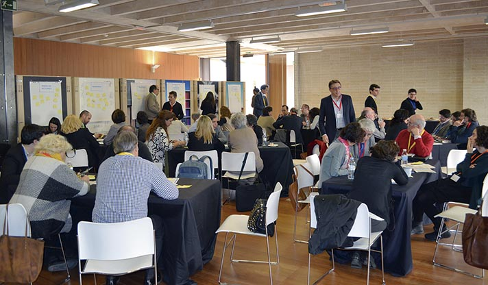 El primer taller de Green Building Councils se celebró el lunes 29 de febrero en Madrid