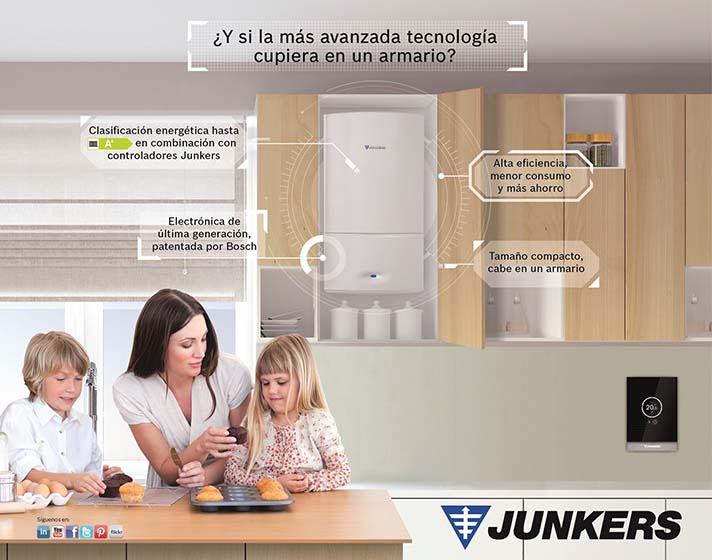 La marca de la división Bosch Termotecnia presenta su nueva campaña dirigida a usuarios finales para fomentar la instalación de las calderas de condensación en el hogar
