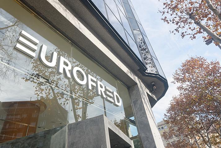 Eurofred está presente en 8 países y es un líder europeo en climatización y frío industrial