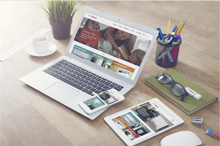La nueva web tiene un diseño moderno, más visual, interactivo y funcional