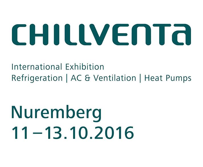 Chillventa 2016 se celebrará del 11 al 13 de octubre en Nuremberg
