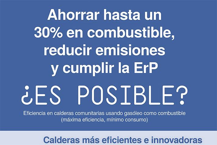 Buderus y Repsol buscan la máxima eficiencia y el mínimo consumo