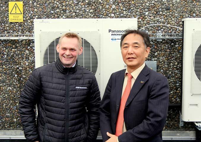 Un exitoso proyecto piloto basado en la refrigeración con CO2
