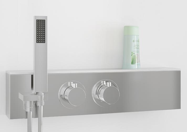 Nuevas cabinas de ducha EDEN+
